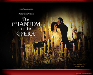 The Phantom Of The Opera Wallpapers