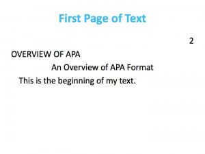 Related Pictures apa format 6th edition template doc