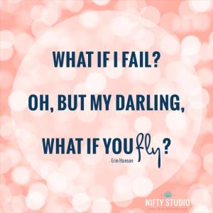 Advice for Entrepreneurs: What if I Fail?