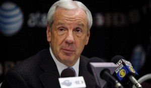 UNC Basketball: Roy Williams Post Game Quotes