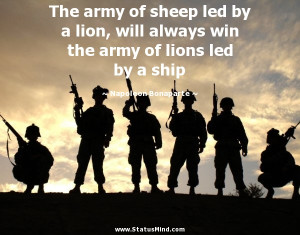 Army Quotes Pictures