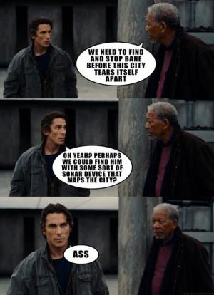 The Very Best Dark Knight Rises Memes!