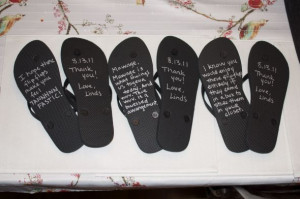 These shoes are great for getting ready together on the big day or ...