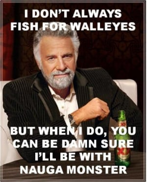 February fishing reports here!!! My son made me this DOS EQUIS quote ...