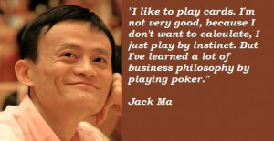 Jack ma famous quotes 1