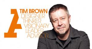 Acumen Tim Brown logo by johnson banks www.johnsonbanks.co.uk