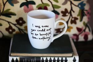 Wednesday Wish: Brookish Coffee Mug