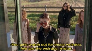 LOL funny girls quote tumblr fashion movie summer hipster indie irony ...