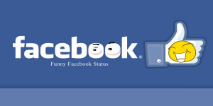 funny quotes about facebook status