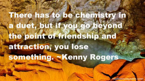 Top Quotes About Chemistry And Attraction