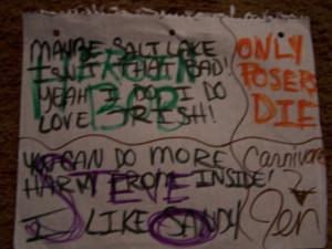 Slc Punk Quotes Stevo Slc punk stevo - viewing
