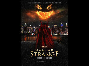 Doctor Strange 2016 Poster Wallpapers - Film HD Wallpapers