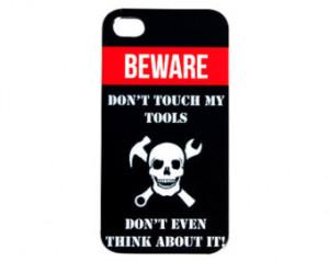 Attenzione non toccare My Tools non anche pensare di esso! Caso ...