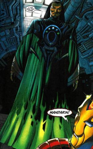 Ben Kingsley to play Iron Man's arch-nemesis, The Mandarin!