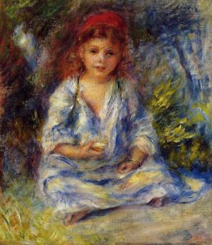 The Little Algerian Girl