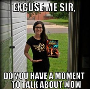 World of Warcraft Memes