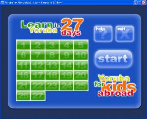Yoruba Language Learning
