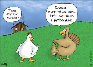 funny thanksgiving image