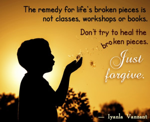 Iyanla Vanzant Quote on Forgiveness
