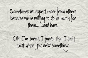 It hurts to be forgotten or left out.: Feeling Left Out Quotes, Wisdom ...