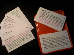 Printable Bible Memory Verses for Teens Preteens & Kids