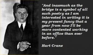 Hart crane quotes 1