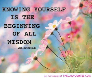 thedailyquotes.comKnowing Yourself | The Daily Quotes