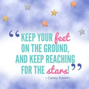 RIP Casey Kasem ~ reaching for the stars @ Tinkerbella.origamiowl.com
