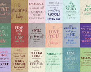 Encouraging Christian Quotes For Women