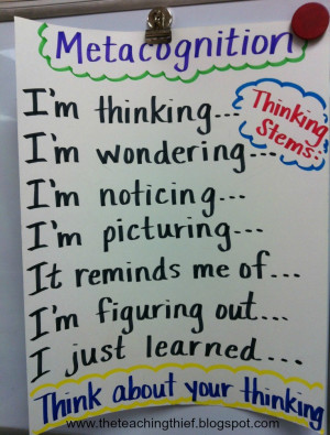 Getting Started with Metacognition