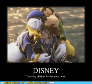 Kingdom Hearts funny images