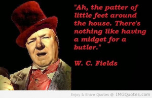 FIELDS QUOTES!
