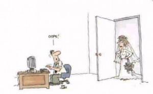 Funny Computer Joke Pictures Cartoon Oops
