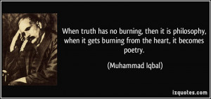 Burning Heart Quotes