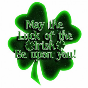 May the Luck of the Irish... Photo Sculpture