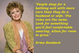Erma bombeck famous quotes 5