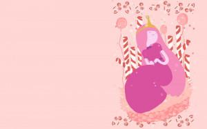 Adventure Time Princess Bubblegum wallpaper background