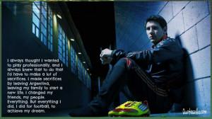 Messi Quotes Tumblr Lionel Messi Quotes