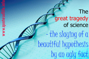July 23, 2013 1012 × 677 The great tragedy of science – the slaying ...
