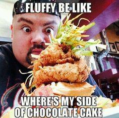 Fluffy Memes- Gabriel Iglesias More