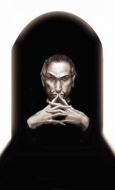Havelock Vetinari by Julie Dillon Lord Vetinari is the Patrician of ...