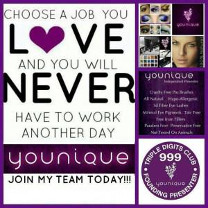 Younique Makeup Australia New Zealand and UK
