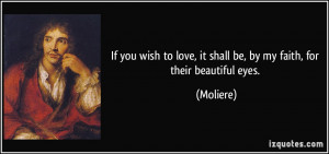 Moliere Quote