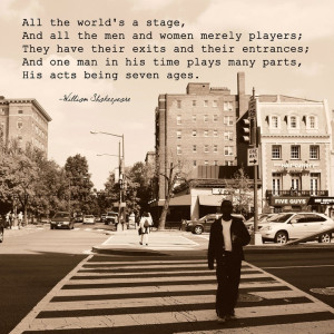 Oscar Wilde Quote, funny print, city buildings urban photography ...