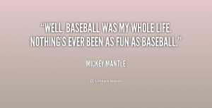 Baseball Quotes About Life Preview quote
