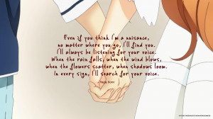 Golden Time - Quotes