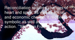 Top Quotes About Reconciliation