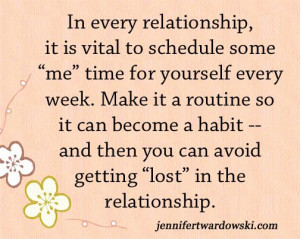 how to not lose yourself in a relationship jennifer twardowski