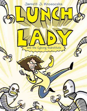 Lunch Lady' Author Helps Students Draw Their Own Heroes