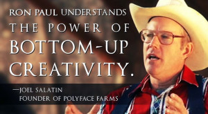 Joel Salatin Quotes | Pages: [ 1 ]